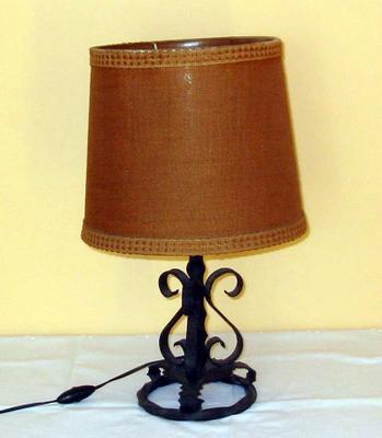 Lampe De Chevet Fer Forge Src08